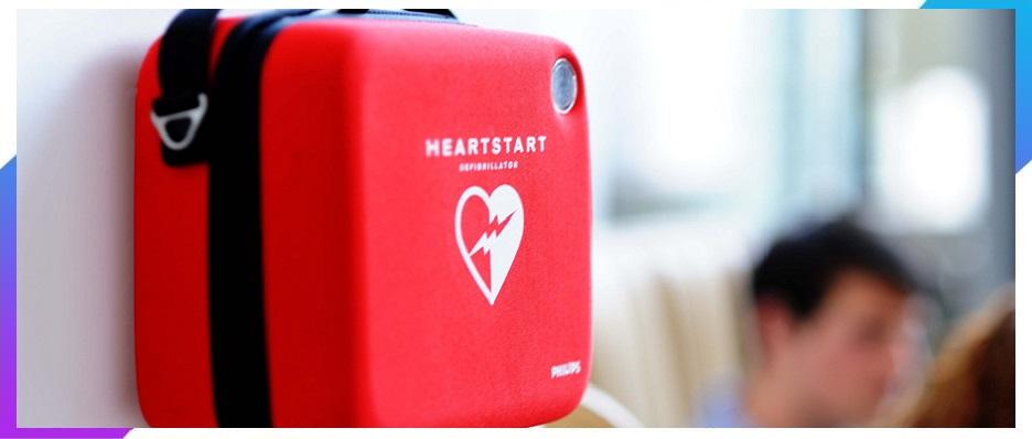 Defibrylatory i aparaty do masażu serca - resuscytacja - sprzedaż i dystrybucja
